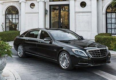 Maybach S-Class снова начал пользоваться спросом у жителей столицы
