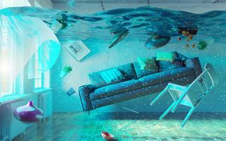 Оценка ущерба, причиненного заливом квартиры
