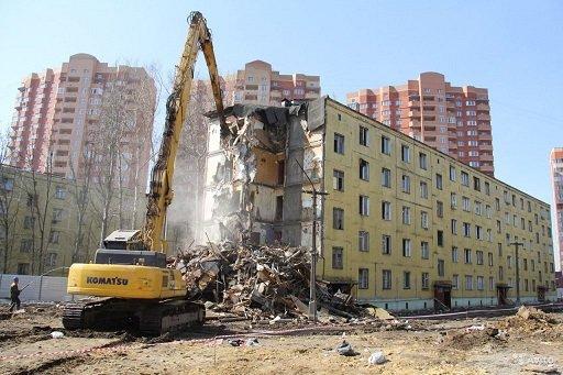 Стали известны подробности о налоговых льготах для жильцов демонтированных хрущевок