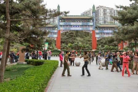 В рамках Дней Москвы в Пекине в столице Китая будет установлена беседка в виде ростовой матрешки