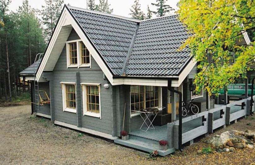 Оригинальные проекты финских домов от архитектурного бюро АРКСИ