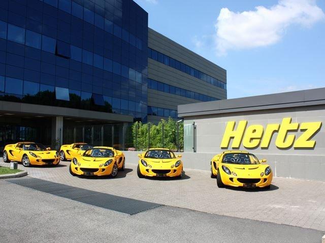 «Hertz» покидает Россию