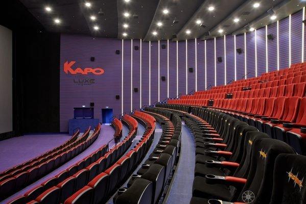 Крупнейшая сеть кинотеатров Южной Кореи заинтересовалась покупкой киносети «Каро»