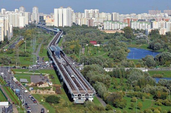 «Мосинжпроект» построит ТЦ в Южном Бутово