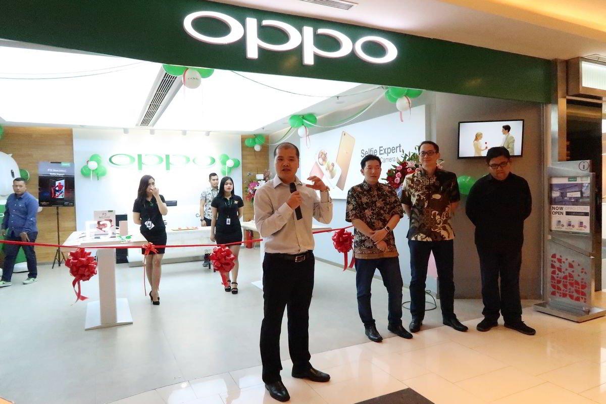 «Oppo» выведет свои смартфоны на российский рынок