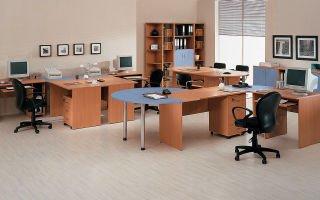 Продажа офисной мебели в Москве