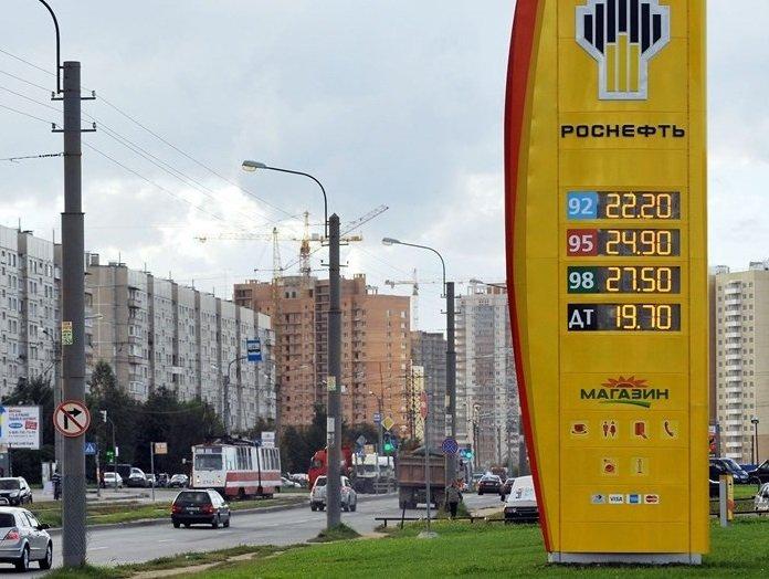 Магазины «Пятерочка» могут появиться наавтозаправках «Роснефти»