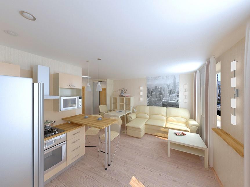 На столичном рынке недвижимости ценится дешевое однокомнатное жилье