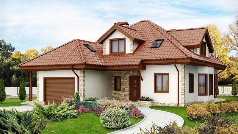 На территории России стали чаще возводить загородные дома