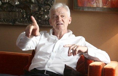Тимченко интересуется покупкой квартала у «Зарядья»