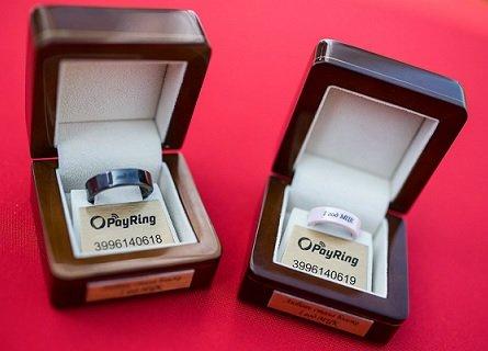 Столичный метрополитен начнет продавать кольца с функциями «Тройки»