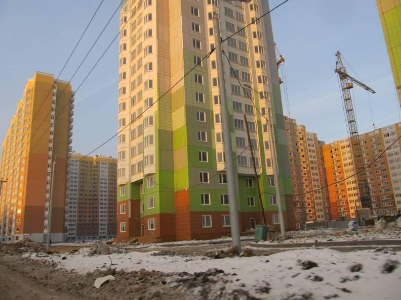 Столичные власти согласовали постройку 3,5 млн кв м в Молжаниново