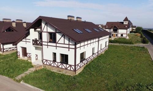 Дом в Чулково - отличный вариант для большой семьи