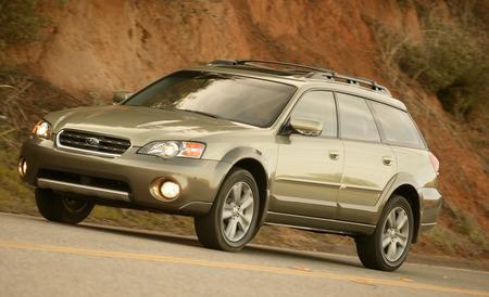Subaru Outback - легендарный японский автомобиль