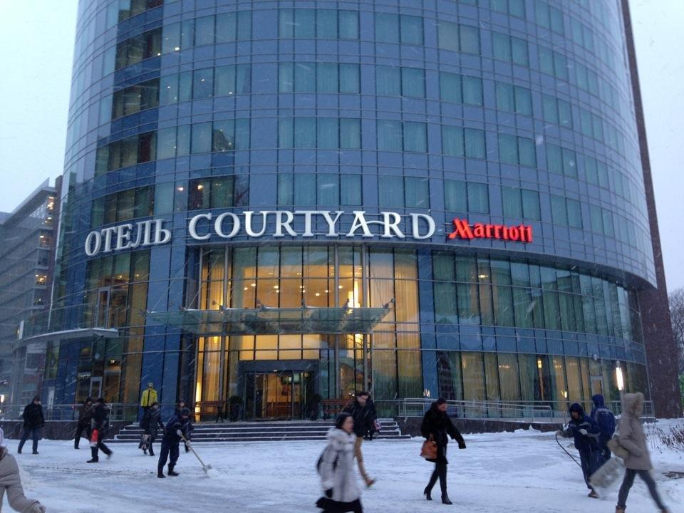 «Система» хочет продать «Marriott Courtyard» у Павелецкого вокзала