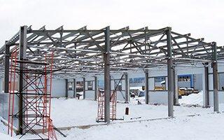 Строительство быстровозводимых магазинов