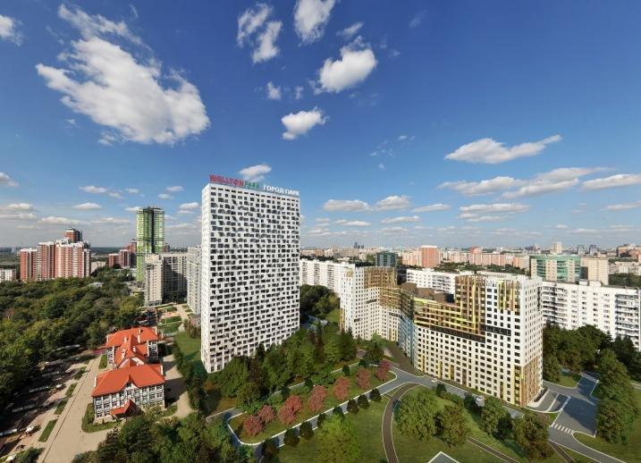 «Крост» ищет архитекторов для создания концепции застройки квартала в Хорошево-Мневниках