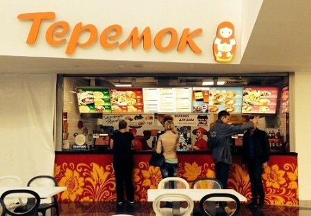 «Теремок» начал доставлять еду в Москве с помощью Foodfox