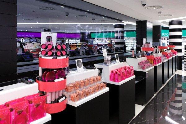 «Sephora» возобновит развитие в России
