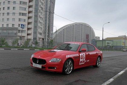 Компания МТС объявила о запуске таксомоторного сервиса