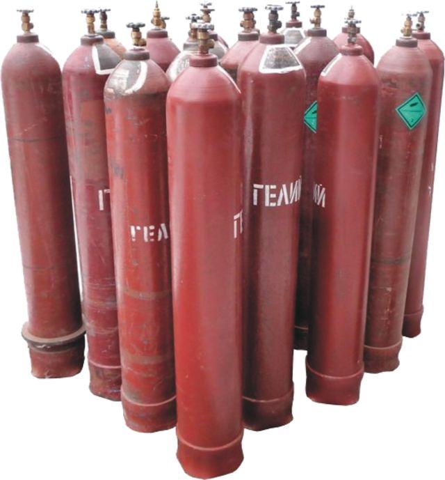 Технические газы от компании Газпродукт