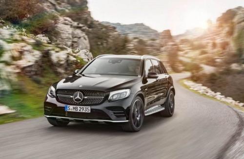 Mercedes-Benz GLC от официального дилера