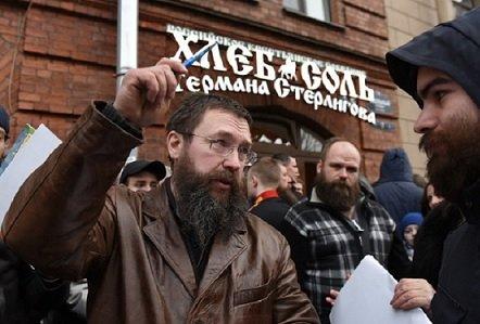 Прокуратура вынудила Г. Стерлигова отказаться от развития магазинов «Хлеб и соль»