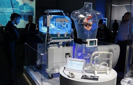 Холдинг «Швабе» представил навыставке в столицеРФ семь новейших медицинских разработок