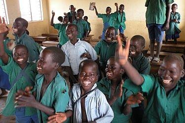 В Уганде, благодаря брокеру ХМ, появилась новая школа