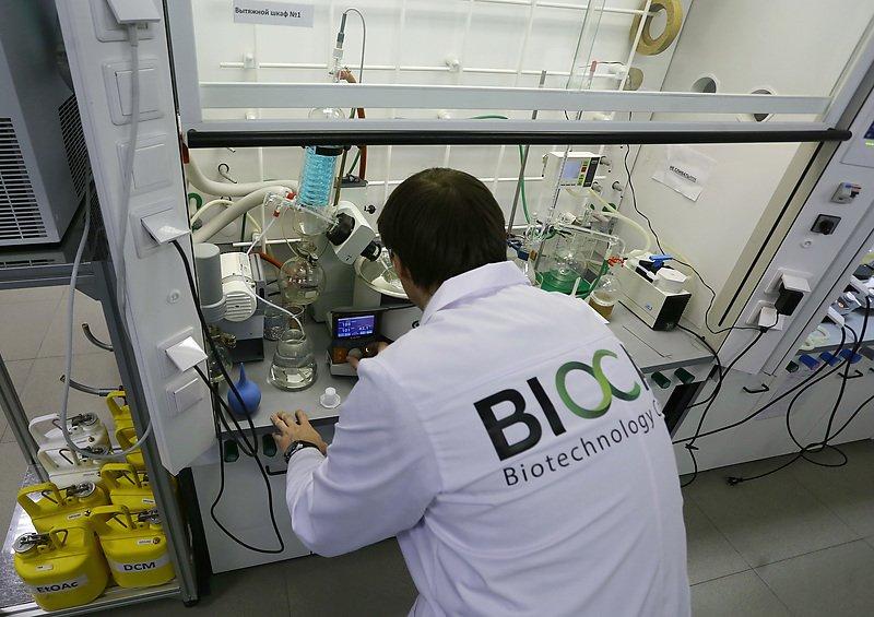 «Биокад» локализует производство в Зеленограде