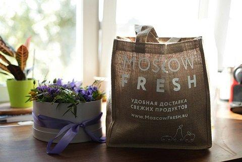 MoscowFresh запустил бюджетную доставку продуктов