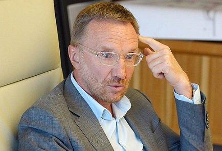 М. Блажко освобожден из-под домашнего ареста