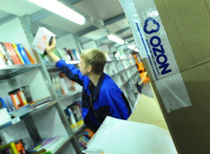 «Ozon» создаст сеть постаматов за 1 млрд рублей