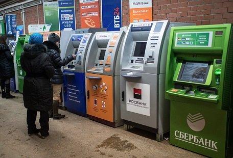 Банкоматы Сбербанка в столичном метрополитене будут заменены на ATM-терминалы ВТБ