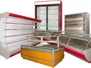 Торговое холодильное оборудование для магазинов