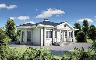 Загородные дома от компании monolit-house