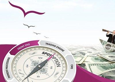 SpotOption объявил о смене вида деятельности