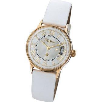 Женские золотые часы platinor: преимущества покупки