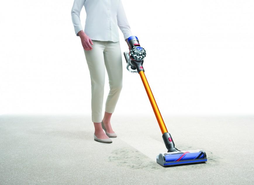 Высокотехнологичные и эффективные пылесосы Dyson