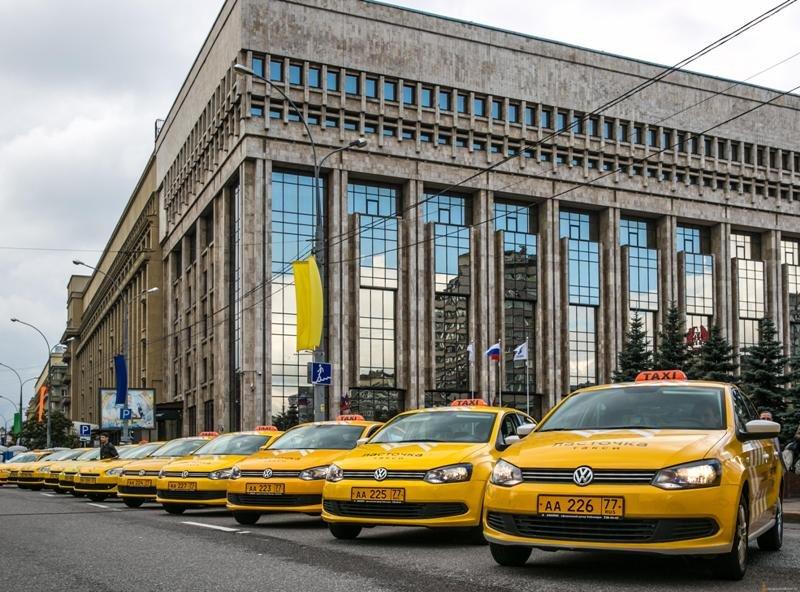«InDriver» составит конкуренцию московским такси
