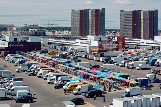 «Киевская площадь» будет торговать в Химках