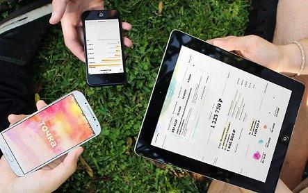 «Тинькофф банк» и «Точка» признаны лучшими мобильными банками для представителей МСП