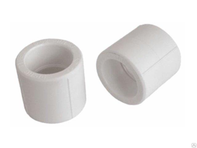 Муфта соединительная для труб из полипропилена