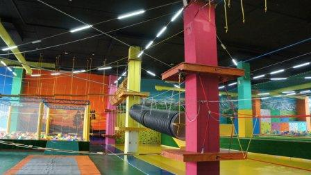 Батутный центр «Белка-парк» - весело и спортивно