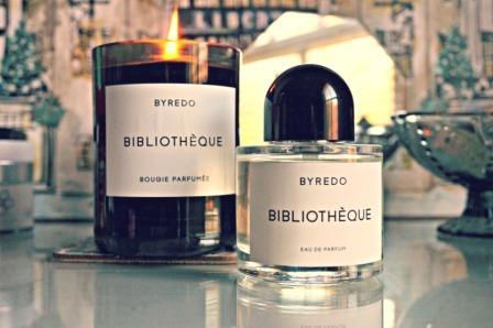Byredo Bibliotheque – теплый, уютный аромат для зимы