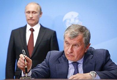 В «Роснефти» рассказали о роли Путина в решении спора с «Системой»