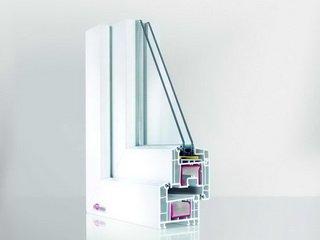 Универсальная оконная система  Rehau Euro Design