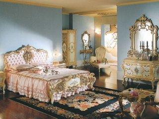 Итальянские спальни в удивительных стилях