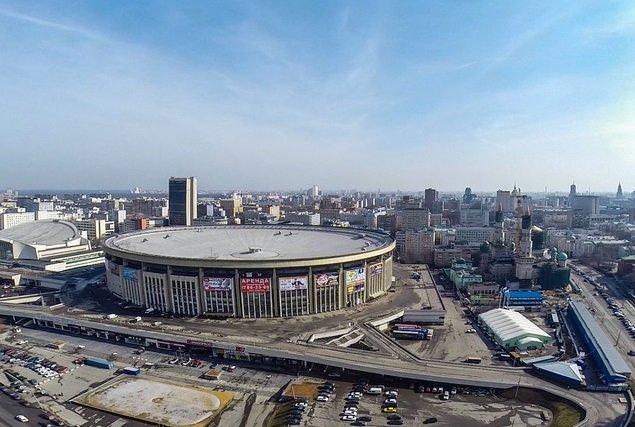 «Олимпийский» перешел под контроль «Киевской площади»