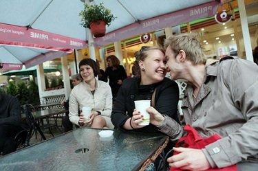 В столичных ресторанах появятся зимние веранды